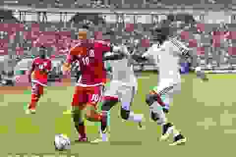 CAN 2015: Gabon chiến thắng, chủ nhà bị cầm chân