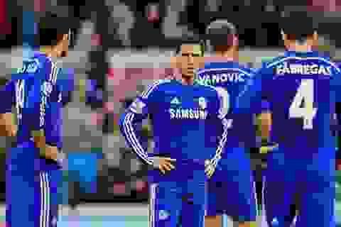 Chelsea lần đầu thất bại: Hãy cứ ngã để... đứng dậy