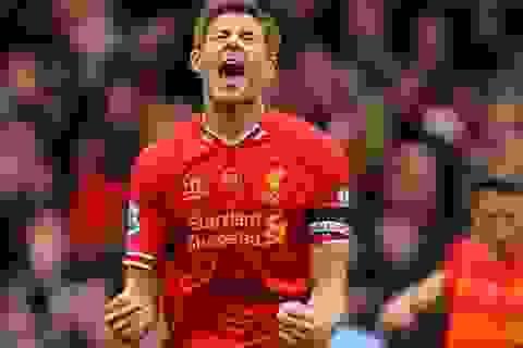 """Gerrard rời Liverpool: Tượng đài """"không trọn vẹn"""""""