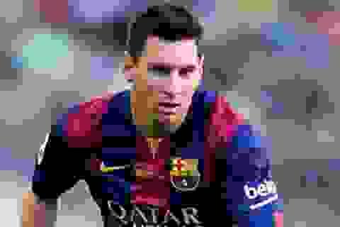 100 cầu thủ xuất sắc nhất năm 2014: Messi thất thế!