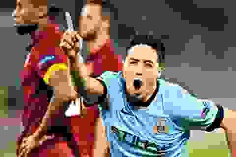 Man City trước vòng knock-out Champions League: Còn lắm âu lo