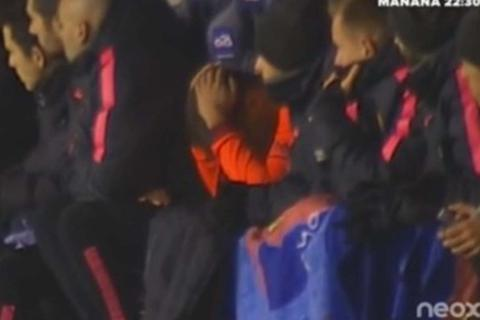 Neymar tiếp tục bất mãn với Luis Enrique