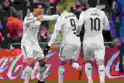 Real Madrid vô địch lượt đi: Hiểm họa ẩn sau niềm vui