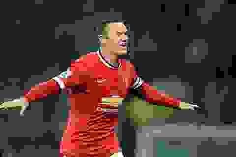 MU đón tin vui từ Wayne Rooney