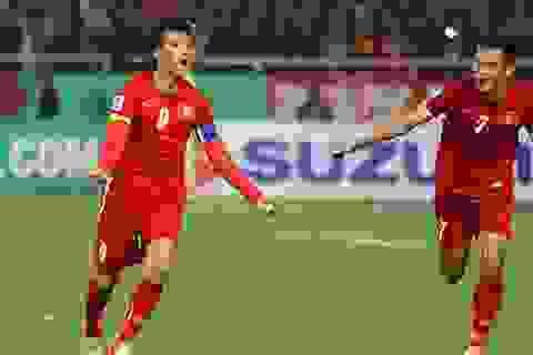 Thất bại ở AFF Cup, đội tuyển Việt Nam vẫn thăng hạng