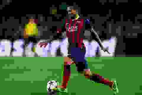 Daniel Alves không chắc sẽ ở lại Barcelona