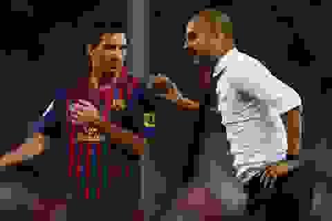 """Nghe lời"" Guardiola, Messi ở lại Barcelona"