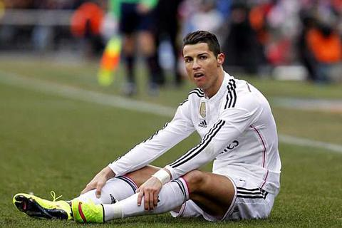 Chấn thương của C.Ronaldo không thể chữa trị triệt để