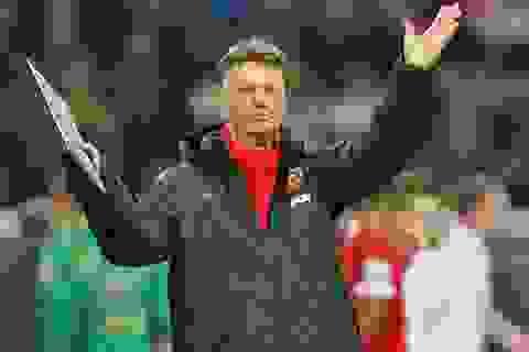 "Van Gaal: ""MU xuất sắc nhất Premier League"""