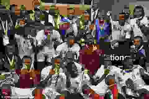 Hạ gục chủ nhà, CHDC Congo giành hạng Ba CAN 2015