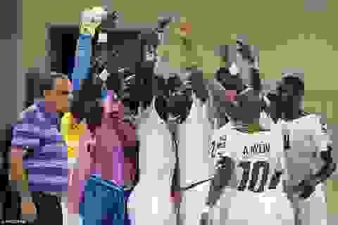 Đại thắng chủ nhà, Ghana gặp Bờ Biển Ngà ở chung kết CAN
