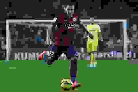 Daniel Alves chờ ngày chia tay Barcelona?