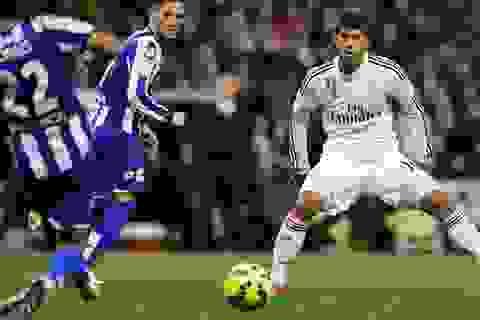 Vừa tới Real Madrid, tân binh Brazil đã muốn ra đi