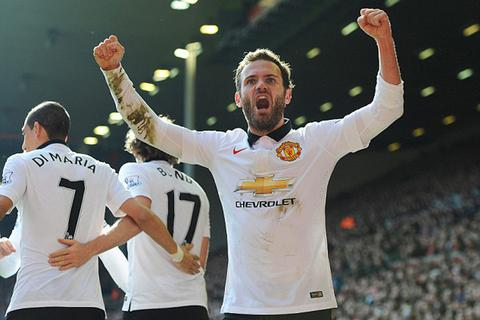 MU đối đầu tốt nhất trong tốp 5 Premier League