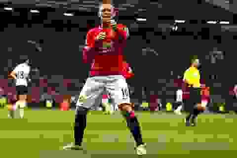 Trước trận Liverpool - MU: Vận mệnh trong tay Rooney