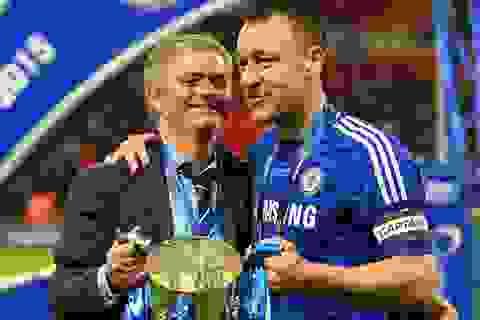 Mourinho quyết định giữ lại John Terry