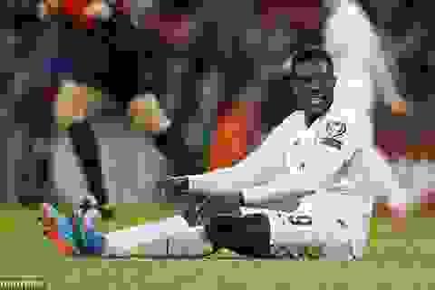 """""""Ông lớn"""" Premier League méo mặt vì chấn thương"""