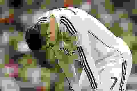 Cuộc đua Chiếc giày vàng châu Âu: Messi áp sát C.Ronaldo