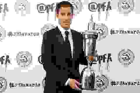 Eden Hazard được vinh danh xuất sắc nhất Premier League