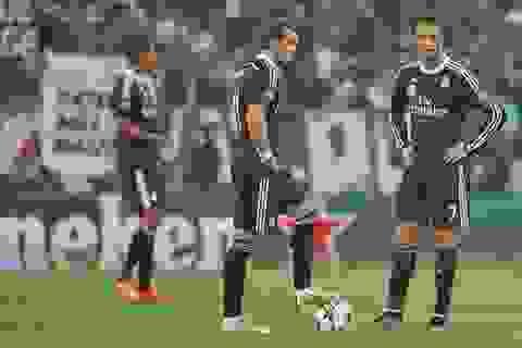 """Lượt về bán kết Champions League: Chờ những cuộc """"nổi dậy"""""""