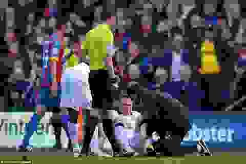 Rooney, Shaw chỉ gặp chấn thương nhẹ