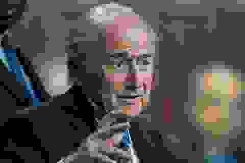 Sepp Blatter không từ chức Chủ tịch FIFA