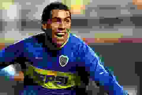 Carlos Tevez chính thức rời khỏi Juventus