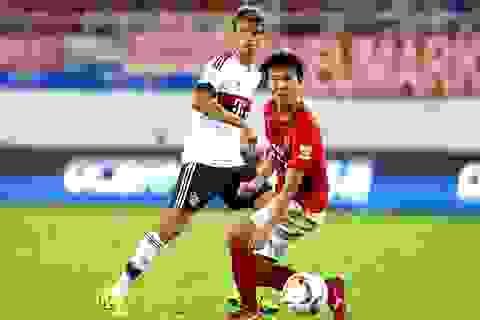 Bayern Munich bất ngờ thất bại trước đội bóng Trung Quốc