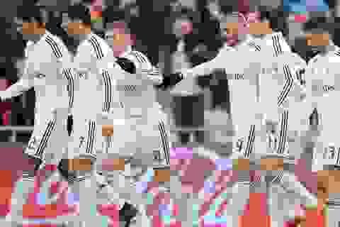 Tốp 10 CLB giá trị nhất thế giới: Real Madrid số 1, MU thứ 5