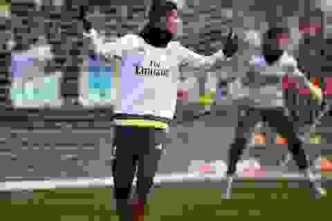 C.Ronaldo nổi giận, văng tục với Rafa Benitez