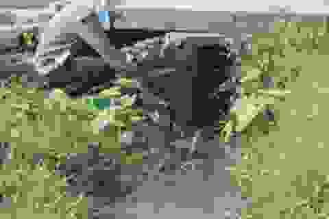 Quảng Trị: Ô nhiễm nghiêm trọng ở làng nghề sản xuất bún