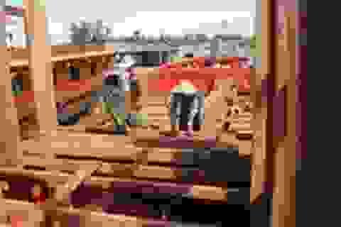 Ngư dân nuôi khát vọng đóng tàu lớn vươn khơi