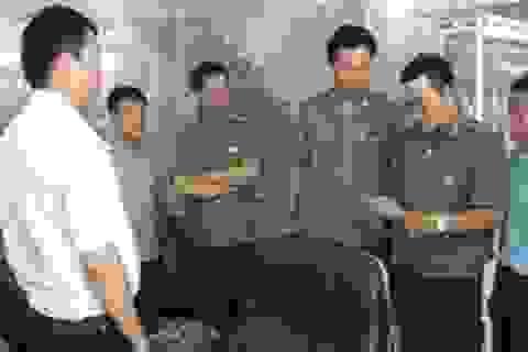 Khám xét khẩn cấp văn phòng Công ty BBG tại Quảng Trị