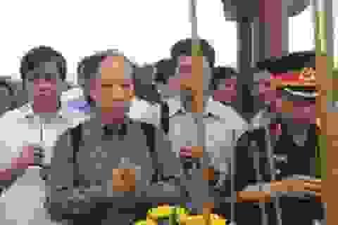 Quảng Trị: Nhiều hoạt động tri ân các anh hùng, liệt sĩ