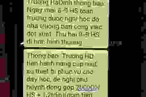 """Tìm được """"tin tặc"""" khiến gần 200 HS Hà Nội nghỉ học"""