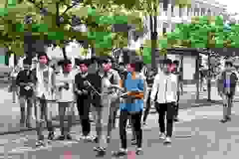 ĐH Mỏ Địa chất, ĐH Văn hóa Hà Nội, ĐH Hà Hoa Tiên: Điểm thi tăng