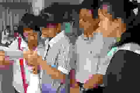 Điểm chuẩn và chỉ tiêu xét tuyển NV2 Trường ĐH Thủy lợi