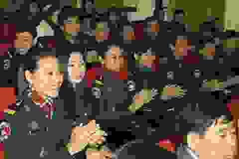 Giao lưu hữu nghị với lưu học sinh Campuchia tại Việt Nam