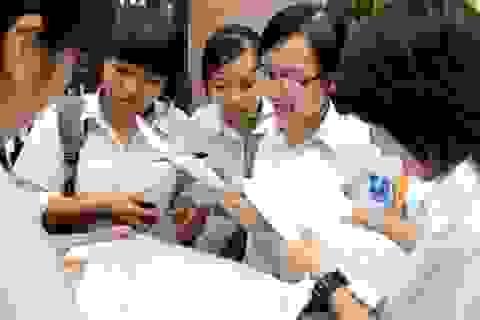 Dừng tuyển sinh 207 ngành Đại học từ năm 2014