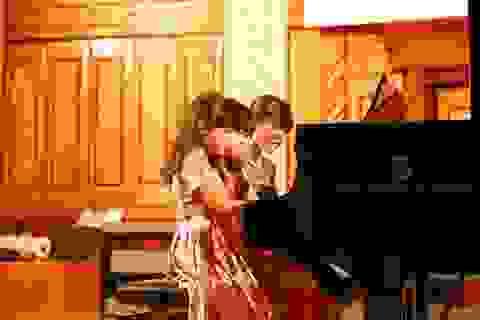 Khai phá tiềm năng âm nhạc của trẻ