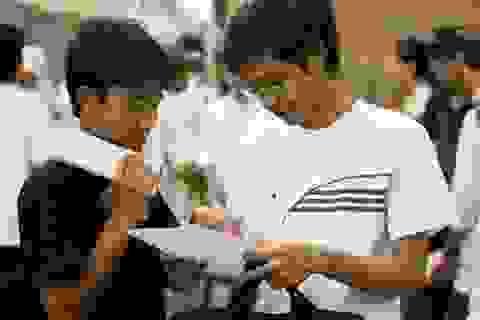 Nhiều ngành học, thí sinh được phép nộp hồ sơ dự thi đến ngày 9/5