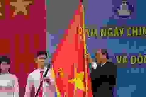 Đại học Thái Nguyên đón nhận Huân chương Lao động hạng Nhì