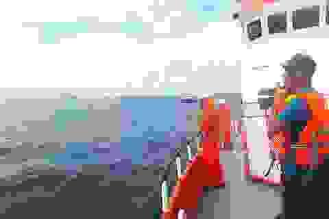 Mời các đơn vị lặn biển bàn hướng tìm 8 thuyền viên mất tích
