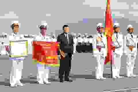 Hải quân là nòng cốt quản lý, bảo vệ chủ quyền biển, đảo, thềm lục địa