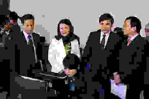 Thi trực tuyến tuổi trẻ học tập và làm theo tấm gương đạo đức Hồ Chí Minh