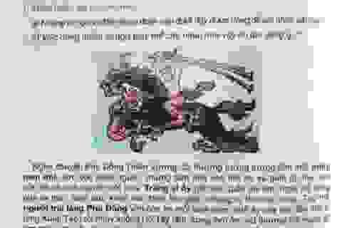 """Chủ biên sách Tiếng Việt giải thích chi tiết """"Thánh Gióng tắm ở hồ Tây"""""""