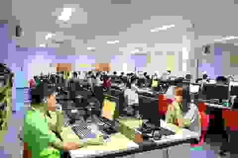 Hà Nội dẫn đầu số lượng thí sinh tham gia cuộc thi MOSWC