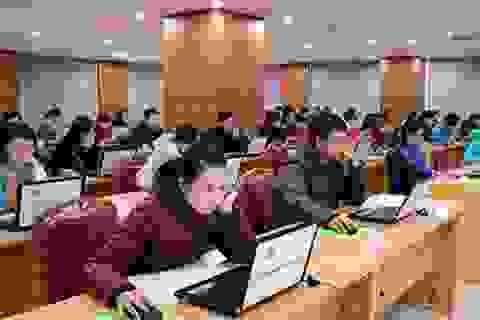 Hà Nội ban hành quy định thi tuyển công chức trên máy tính