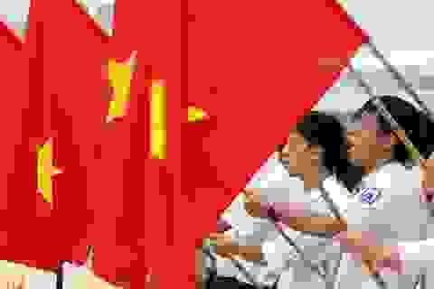 Hà Nội quán triệt việc hát quốc ca trong nghi lễ chào cờ