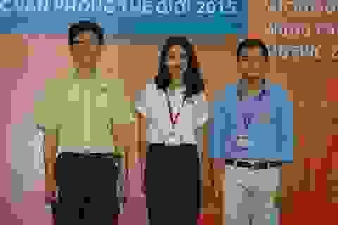 ĐH Ngoại thương thắng lớn ở cuộc thi Vô địch Tin học Văn phòng